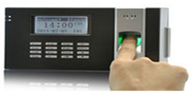 biometric-fingerprint-time Attendance-System