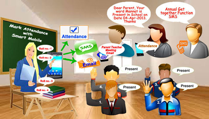 Android-Smart-Attendance-System